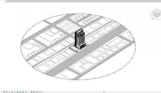 03.周辺地形モデルの作成